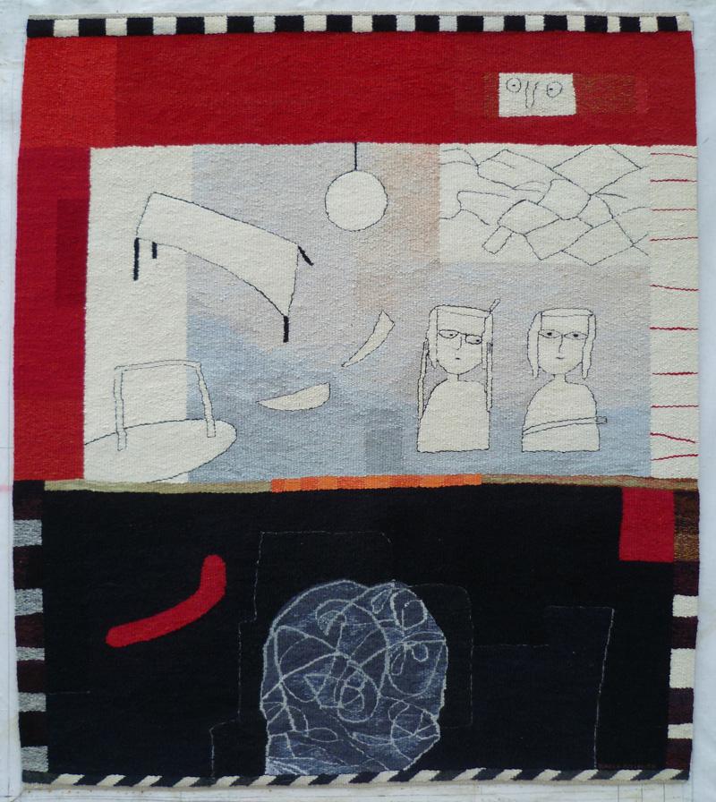 Gunilla Petersson-DEPENDS IN WHOSE EYES-100x120 KKV.jpg