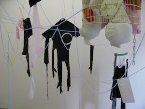 installation av Leif Holmstrand