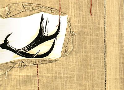 Anette Lindkvist 'Ett horn i sidan'