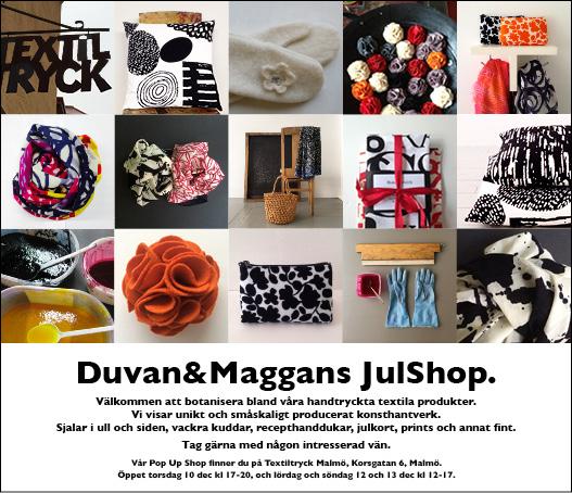 Duvan&Maggans JulShop