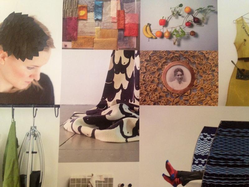 bild från afisch till utställningen Formbart c/o Landskrona konsthall